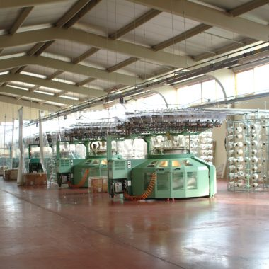 The status of the textile industry in Turkey