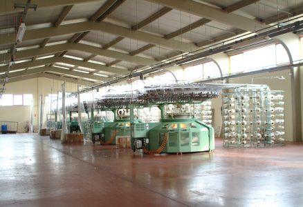 The development of the textile sector
